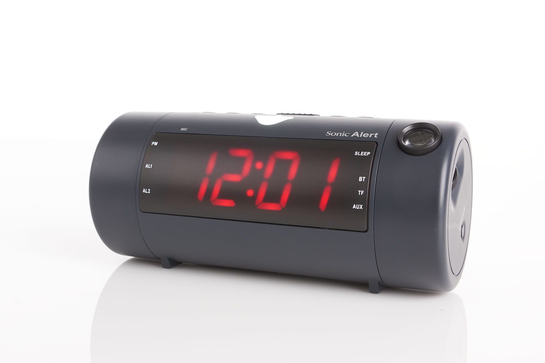 bluetooth speaker alarm clock