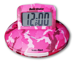camo digital alarm clock