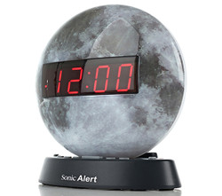moon alarm clock